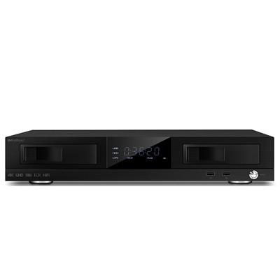 开博尔Q30plus硬盘播放机4KUHD蓝光高清播放器